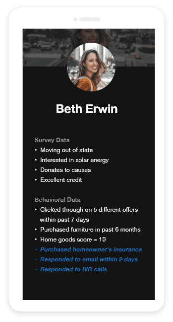 Beths New Profile