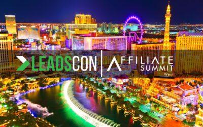 Viva Las Vegas: Join Us at LeadsCon & Affiliate Summit West!