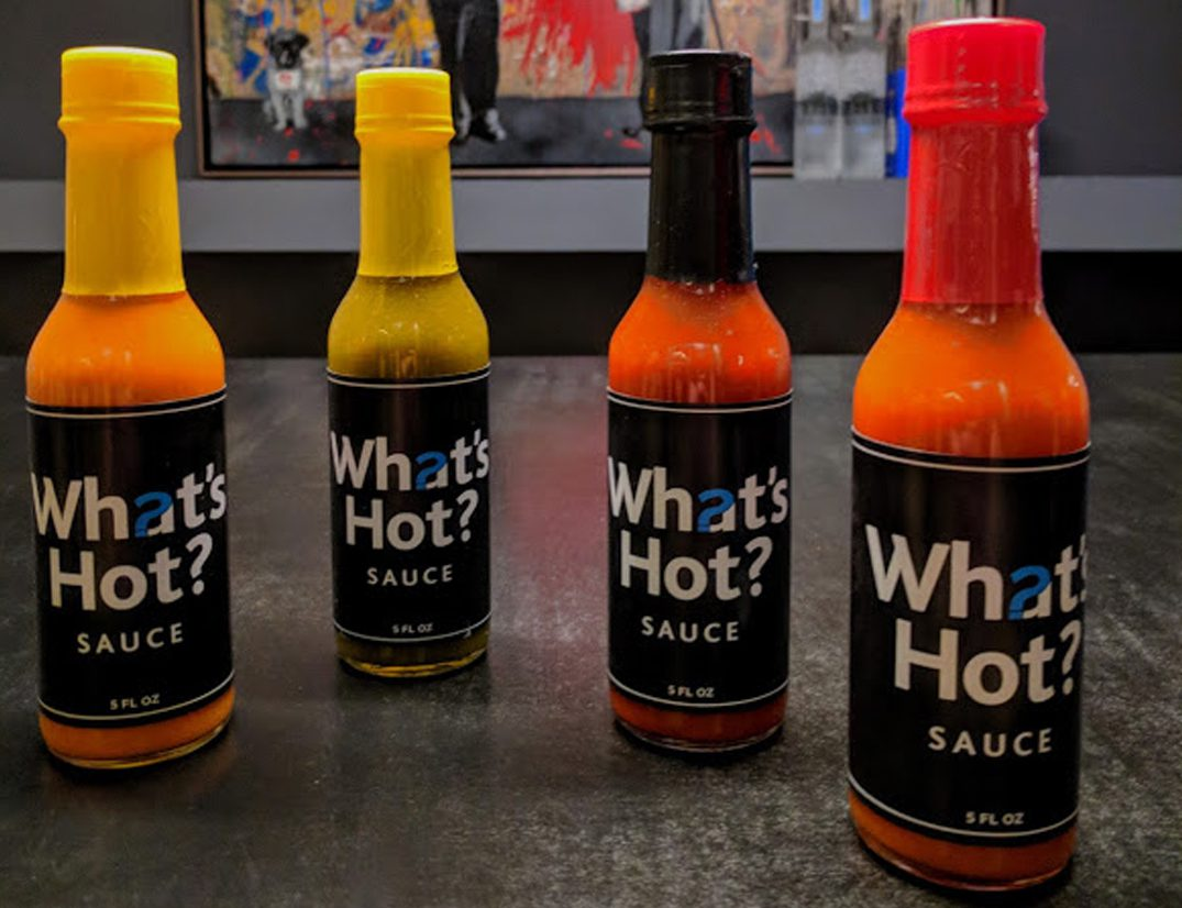What's Hot Sauce
